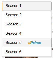 Community Season 5 available on Amazon Prime